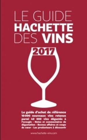 Guide Hachette des Vins 2017 - hachette - 9782013962858 -