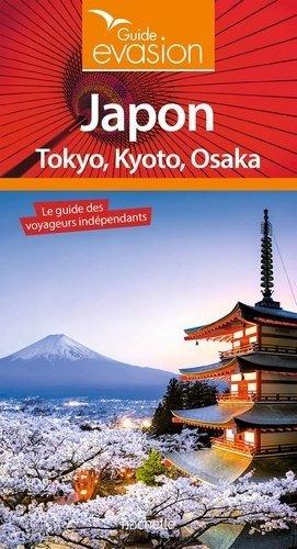 Guide Evasion Japon - hachette - 9782016256411
