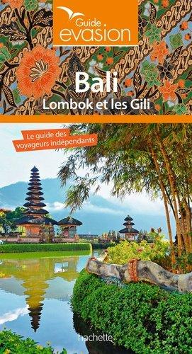 Guide Evasion Bali et Lombok - hachette - 9782016256589 -