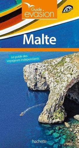 Guide Evasion Malte - hachette - 9782016256619 -