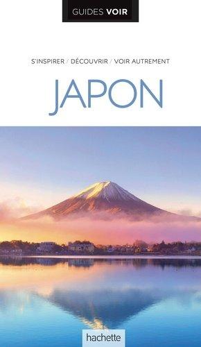 Guide Voir Japon - hachette - 9782017021643 -