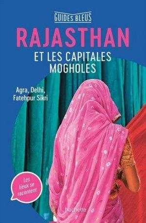 Guide Bleu Rajasthan - hachette - 9782017032359 -