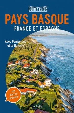 Guide Bleu Pays Basque - hachette - 9782017032533 -