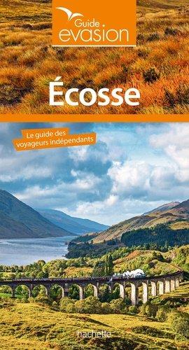 Guide Evasion Ecosse - hachette - 9782017060918 -