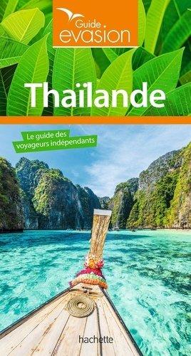 Guide Evasion Thailande - hachette - 9782017060949 -