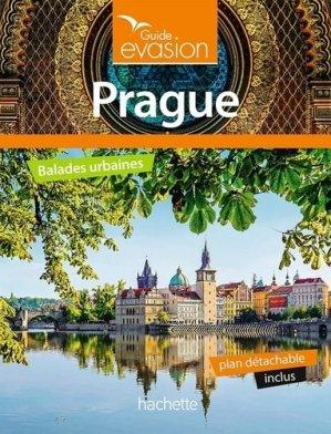 Guide Evasion en Ville Prague - hachette - 9782017060956 -