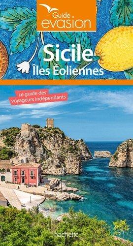 Guide Evasion Sicile - hachette - 9782017060963 -