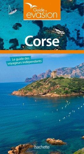 Guide Evasion Corse - hachette - 9782017061045 -