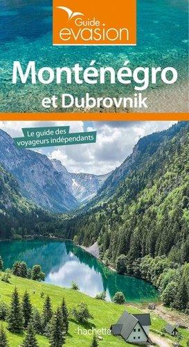 Guide Evasion Monténégro et Dubrovnik - hachette - 9782017061083 -