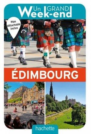 Guide un Grand Week-end à Edimbourg - hachette - 9782017063384 -