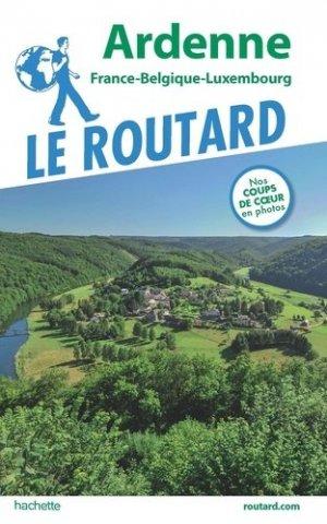 Guide du Routard Ardenne 2019/20 - hachette - 9782017067641 -