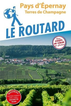 Guide du Routard Epernay - hachette - 9782017067801 -