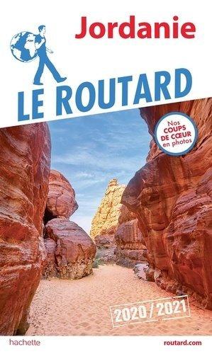 Guide du Routard Jordanie 2020/21 - hachette - 9782017068037