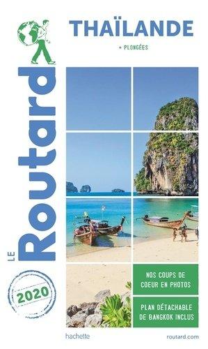 Guide du Routard Thaïlande 2020 - hachette - 9782017068211