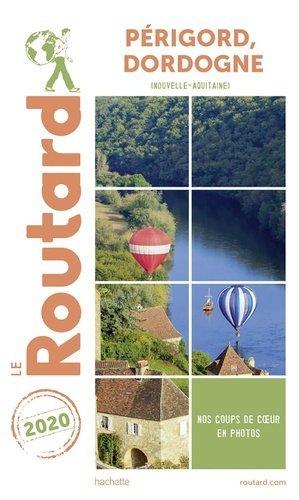 Guide du Routard Périgord, Dordogne 2020 - hachette - 9782017068358 -