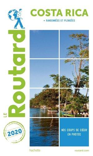 Guide du Routard Costa Rica 2020 - hachette - 9782017068389 -