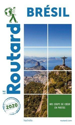 Guide du Routard Brésil 2020 - hachette - 9782017068488 -