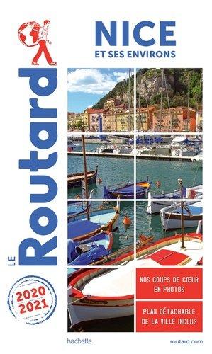 Guide du Routard Nice 2020/21 - hachette - 9782017100898 -