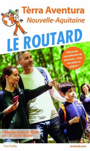 Guide du Routard Tèrra aventura - hachette - 9782017100904 -