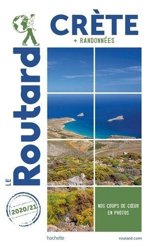 Guide du Routard Crète 2020/21 - hachette - 9782017101048 -