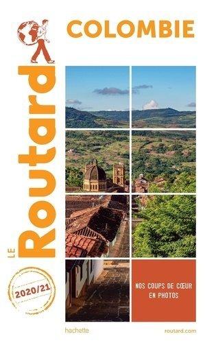 Guide du Routard Colombie 2020/21 - hachette - 9782017101093 -
