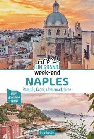 Guide Un Grand Week-End à Naples - hachette - 9782017106753 -