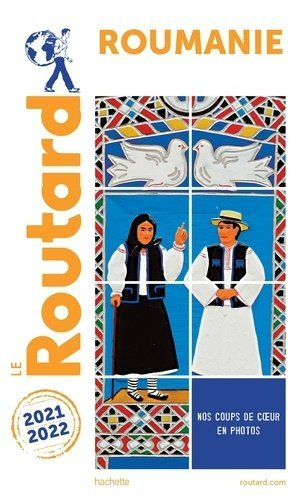Guide du Routard Roumanie 2020/21 - hachette - 9782017870722 -
