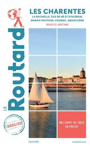 Guide du Routard Charentes - Hachette - 9782017871453 -