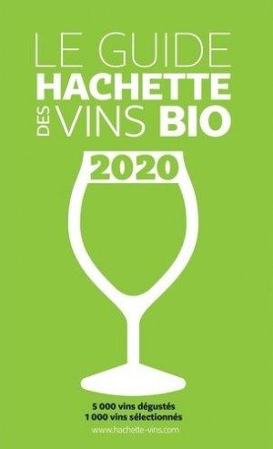 Guide Hachette des Vins bio 2020 - hachette - 9782019451622 -
