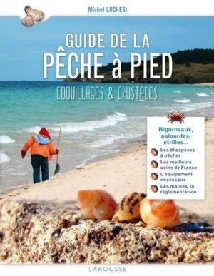 Guide de la pêche à pied - larousse - 9782035871831 -