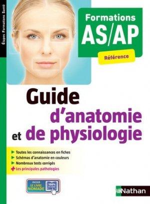 Guide d'anatomie et de physiologie - nathan - 9782091636528 -