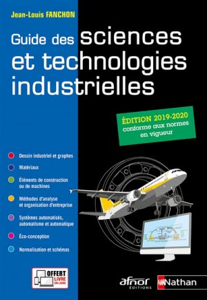Guide des sciences et technologies industrielles - Nathan - 9782091653402