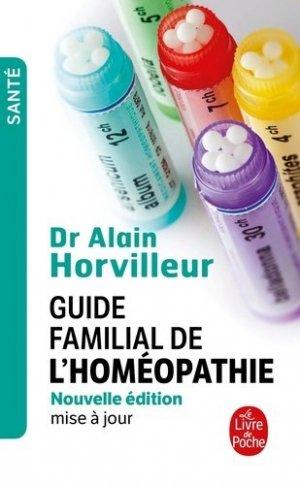 Guide familial de l'homéopathie - le livre de poche - lgf librairie generale francaise - 9782253030768 -