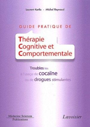 Guide pratique de thérapie cognitive et comportementale - lavoisier msp - 9782257205063