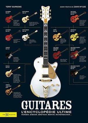 Guitares, l'encyclopédie ultime - Hors Collection - 9782258093911 -
