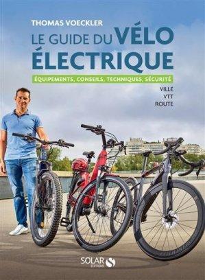 Guide du vélo électrique - Solar - 9782263160905 -