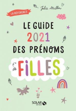 Guide des prénoms de filles - solar - 9782263173615 -