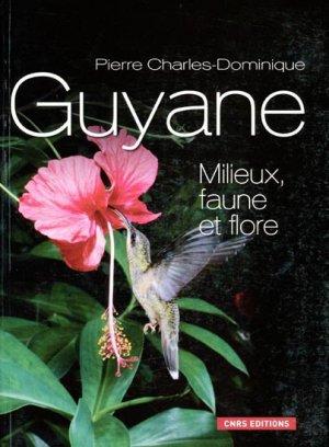Guyane - cnrs - 9782271067784 -