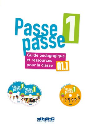 GUIDE CLASSE + DVD ROM  - didier - 9782278087495 -