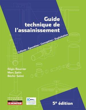 Guide technique de l'assainissement-le moniteur-9782281119244