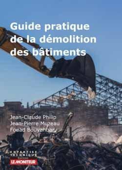 Techniques de démolition des constructions - le moniteur - 9782281142013 -