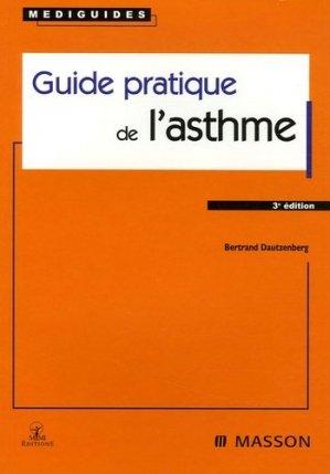 Guide pratique de l'asthme - elsevier / masson - 9782294064463 -