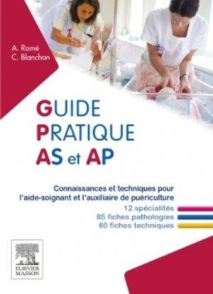 Guide pratique AS/AP - elsevier / masson - 9782294741166 -