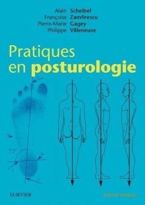 Guide de posturologie - elsevier / masson - 9782294747199