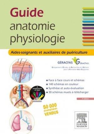 Guide anatomie et physiologie pour les AS et AP - elsevier / masson - 9782294749698 -