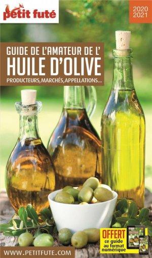Guide de l'amateur de l'huile d'olive - Nouvelles éditions de l'Université - 9782305037134 -