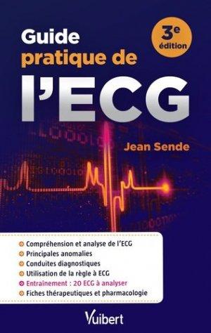Guide pratique de l'ECG - estem - 9782311660005 -