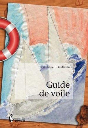 Guide de voile - societe des ecrivains - 9782342037517 -
