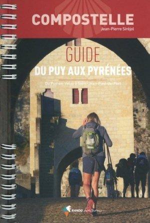 Guide du Puy aux Pyrénées - glénat - 9782344041017 -
