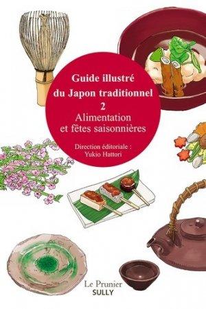 Guide illustré du Japon traditionnel - Sully - 9782354323264 -